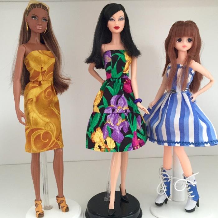 Michelle, Salynda and Jenny